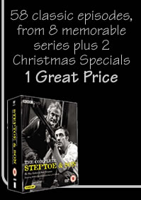 DVD Box Set Steptoe and Son